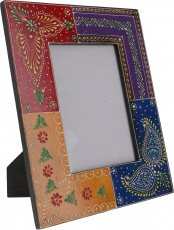 Hand painted picture frame to put up - Design 3L