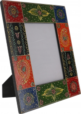 Hand painted picture frame to put up - Design 2L