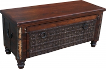 Plasma TV Box TV table colonial style chest - XL model 2
