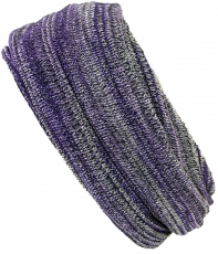 Magic hairband, dread wrap, tube scarf, headband, cap - Loop scar..