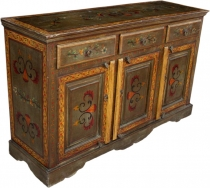Painted chest of drawers, sideboard - Model 1