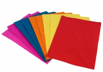 Envelopes coloured (rice paper)