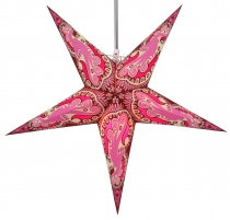Foldable Advent Starlight Paper Star, Christmas Star Hera