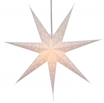 Foldable Advent Starlight Paper Star, Christmas Star Zelos