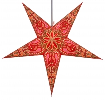 Foldable Advent Starlight Paper Star, Christmas Star 60 cm - Alas..