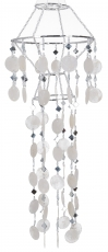 Exotic suncatcher, Suncatcher, LabaLuba shell wind light play - w..