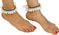 anklets, foot jewellery, goa jewellery, barefoot decoration, neck..