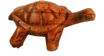 Carved small decorative figure - Turtle 1