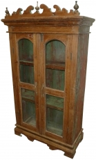 Glass cabinet, glass showcase, kitchen cabinet - model 8