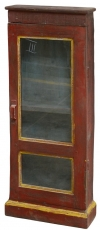Glass cabinet, glass showcase, kitchen cabinet - model 14