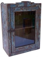 Glass cabinet, glass showcase, wall cabinet - model 12