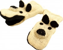 Gloves dog