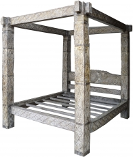 canopy bed East Timor - model 4