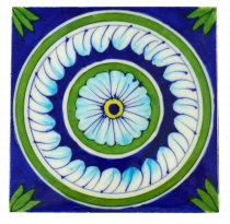 Indian ceramic tile - Design 4