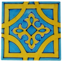 Indian ceramic tile - Design 10