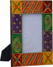 Hand painted picture frame to stand - Design 1L