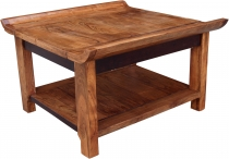 Coffee table, coffee table with shelf `Orient` R 1291 A - Model 6