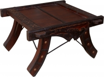 coffee table, coffee table - carriage 1