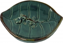 Ceramic Incense Plate Ashtray - Model 7