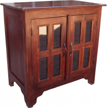 TV cabinet chest of drawers, sideboard in solid wood - Model 7
