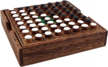 Board game, wooden parlor game - Othello, wooden game