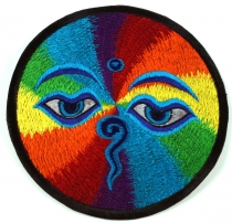 Patches (patches), Buddha eye, Buddha eye