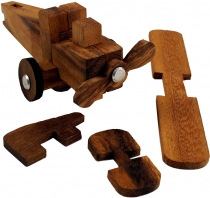 wooden game, game of skill, puzzle game, 3 D wooden puzzle - Puzz..