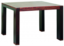 Square dining table Verona - 110*110 cm
