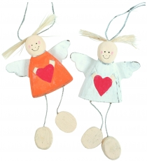 Guardian angels, Christmas angels, Christmas tree decorations - 2..