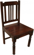 Colonial style chair R602 - Model 3