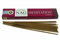 Vijayshree Incense Sticks - Golden Nag Meditation