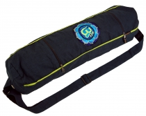 Yoga mat bag Om - dark petrol