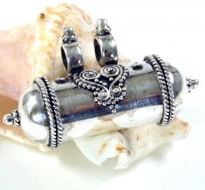 Wisiorki Srebrne Amulety Srebrna Bi Uteria Antikm Bel