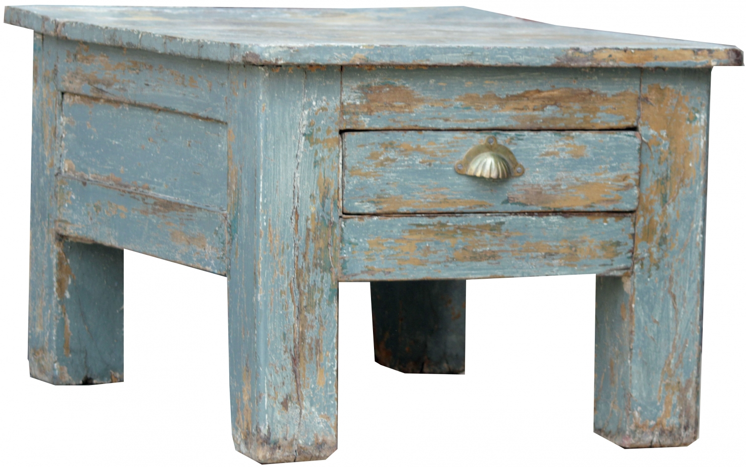 - Coffee Table, Coffee Table, Side Table With Drawer - Model 14